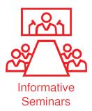 Informative Seminars