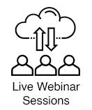 Live Webinar Sessions